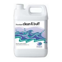 Premiere Products Clean and Buff Floor Maintainer Polish